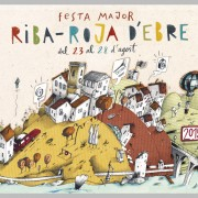 FESTA MAJOR RIBA-ROJA D'EBRE 2015