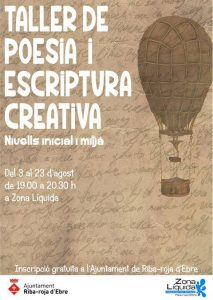 cartell poesia