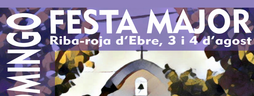 Festa major 2018 santo domingo