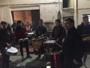Actuació Figots Satànics. Foto: Equip De Voluntaris De Les Festes